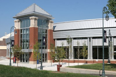 Eastern CT State University, Student Center