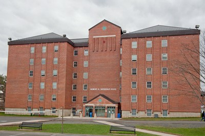 Central Connecticut State University, Sheridan Residence Hall
