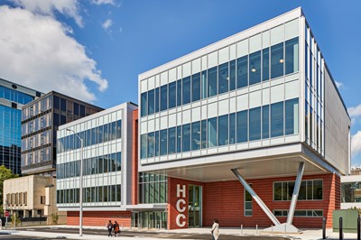 Housatonic Community College, Lafayette Hall